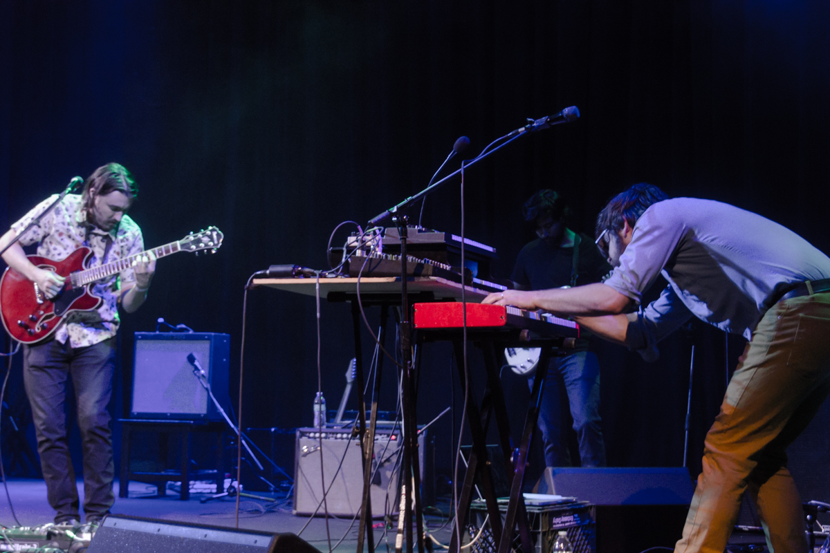 Fellow Creatures at The Howard Theatre in Washington, DC - 5/28/15