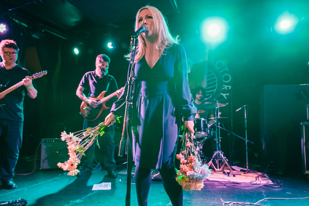The Darling Buds at 2015's NYC PopFest