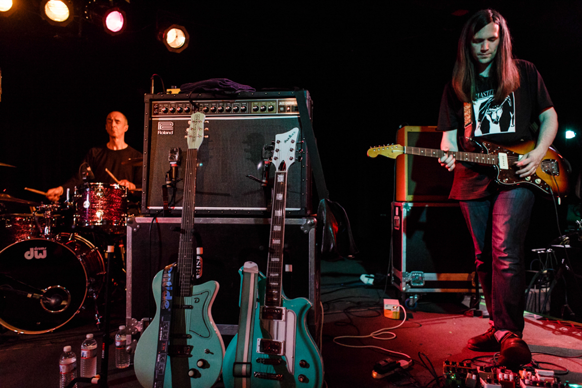 Wire performing at the Black Cat in Washington, DC - 6/6/15 (photo by Matt Condon)