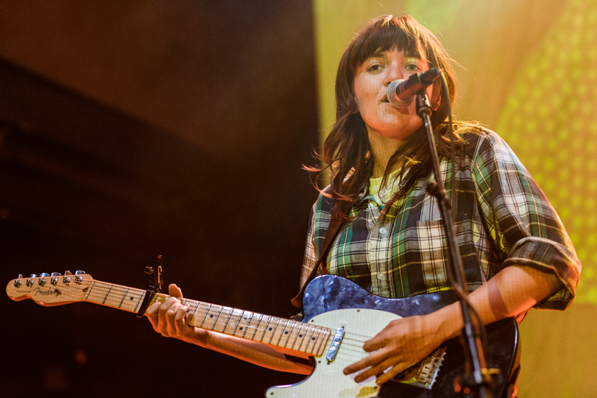 Courtney Barnett at the 9:30 Club on June 13th, 2015