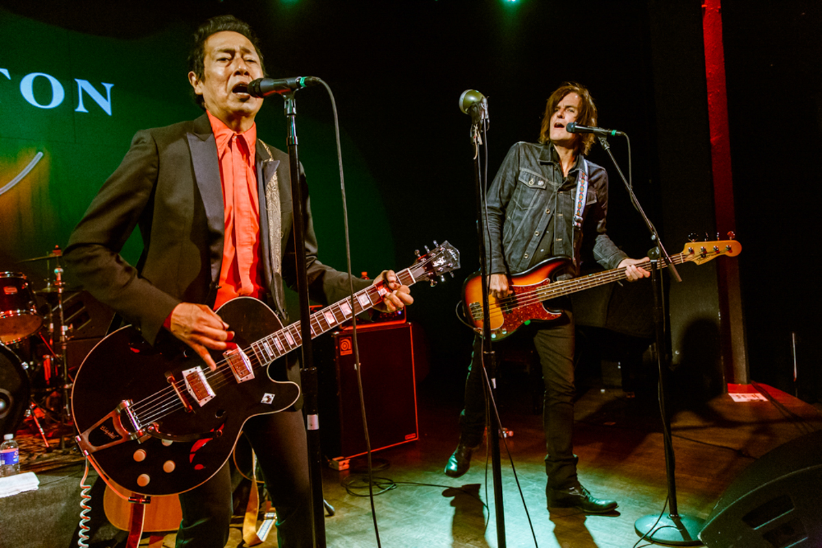 Alejandro Escovedo performing at The Hamilton in Washington, DC - 7/11/15 (photos by Matt Condon)