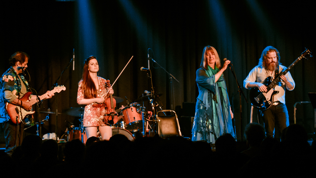 Steeleye Span performing at The Birchmere in Alexandria, Va - 7/17/15 (photo by Matt Condon)