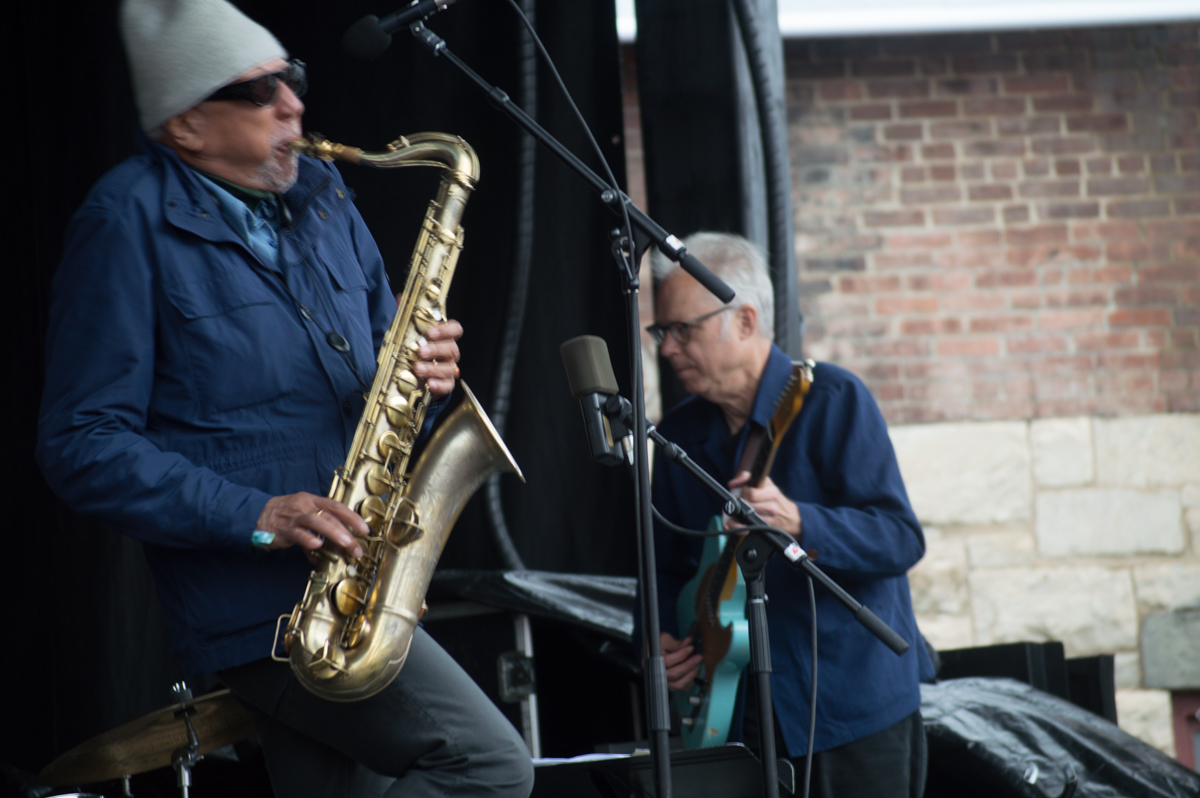 Photos from the 2015 Solid Sound Festival by Patrick Jacobi