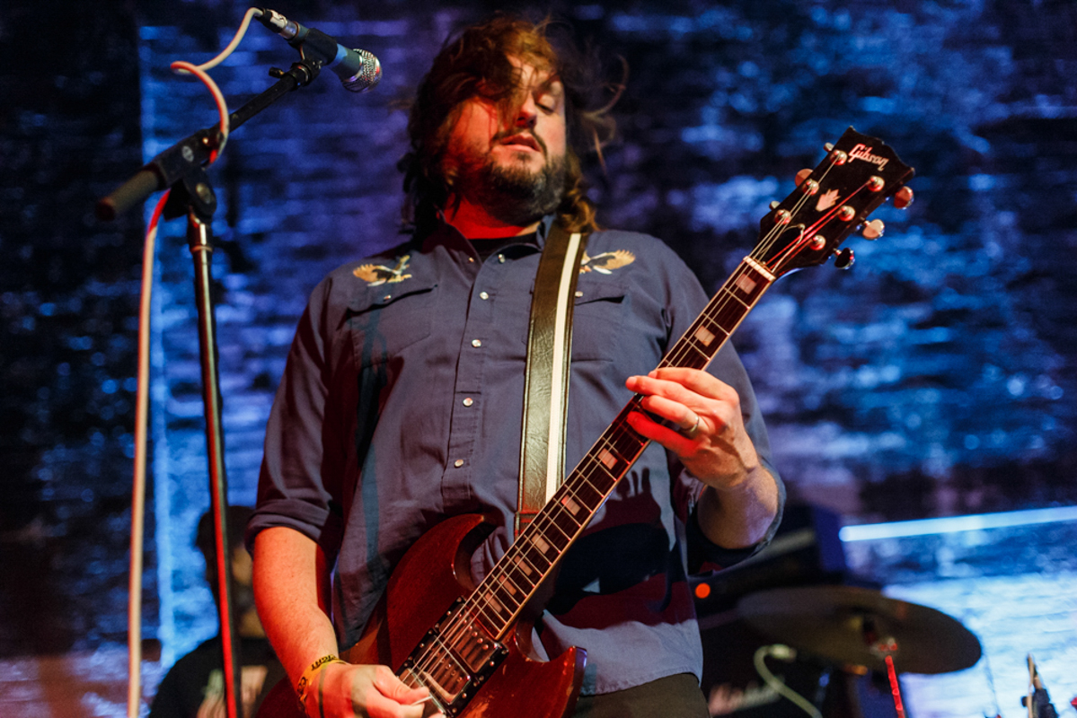 Worshipper at Cosmic Sonic Rendezvous 2015 (photo by Matt Condon)