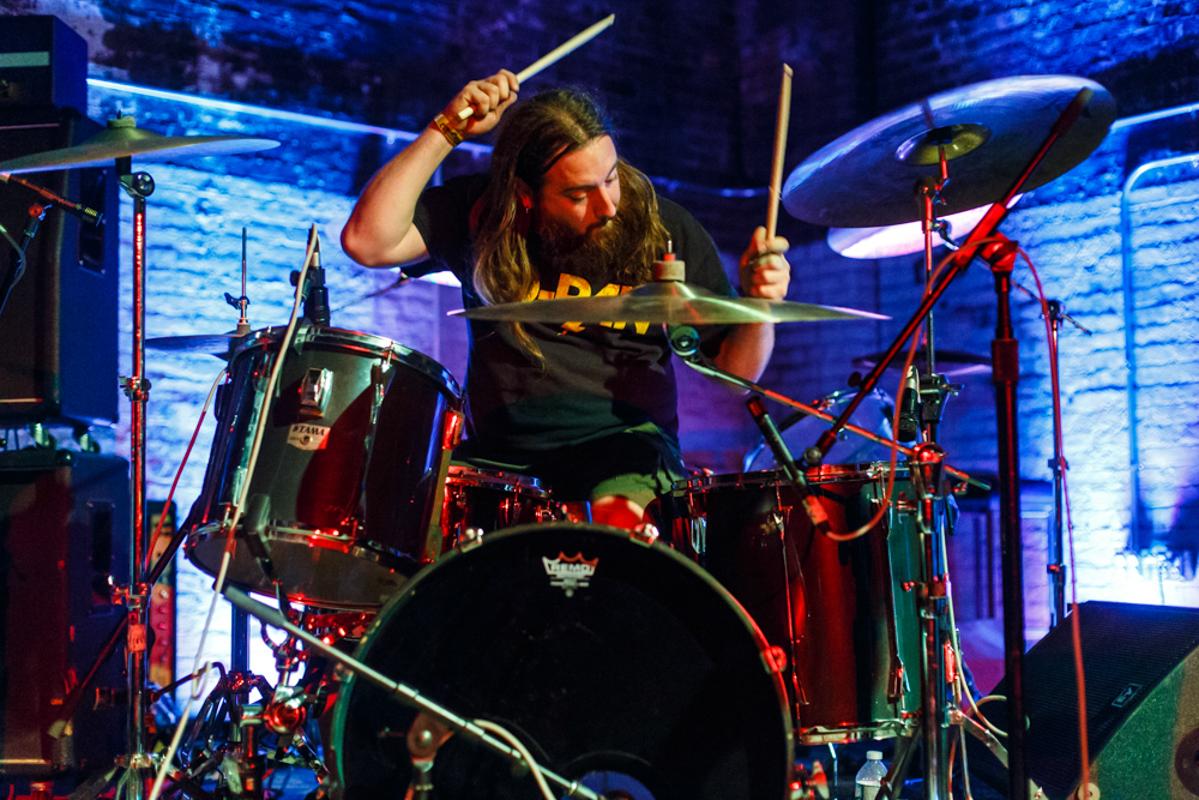 Worshipper at Cosmic Sonic Rendevous 2015 (photo by Matt Condon)