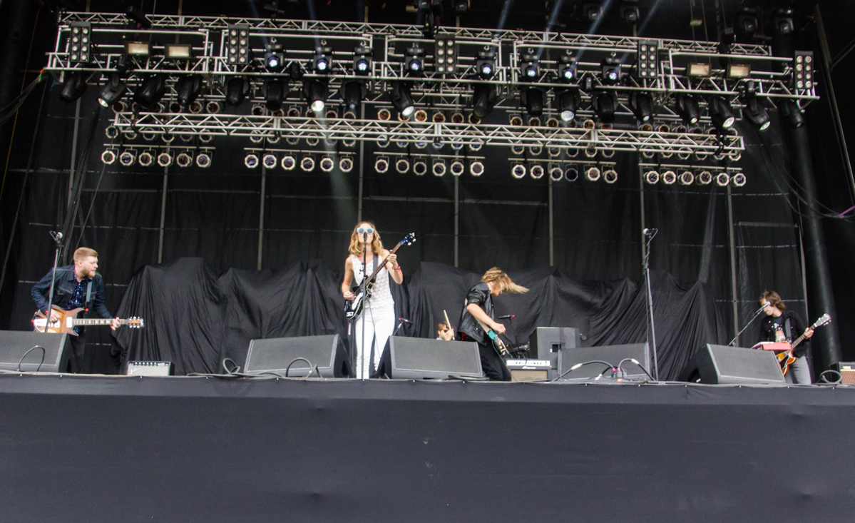 Avers performing at the 2015 Landmark Music Festival in Washington, DC - 2-27-15 (photo by Kevin Hill)