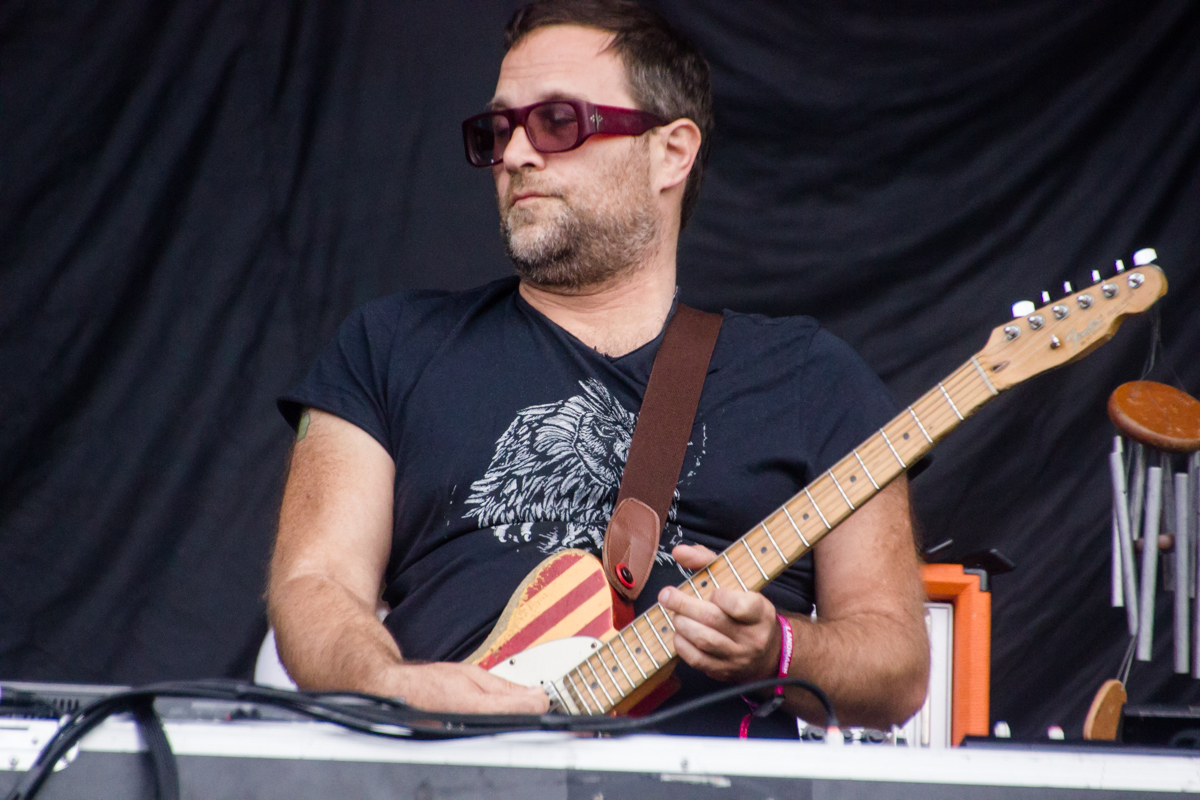 TV On The Radio performing at the 2015 Landmark Music Festival in Washington, DC - 2-27-15 (photo by Kevin Hill)