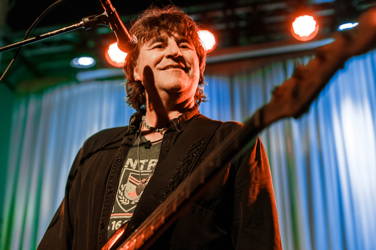 Mark Burgess of Chameleons Vox at Metro Gallery in Baltimore, MD - 10/7/15 (photo by Matt Condon / @arcane93)