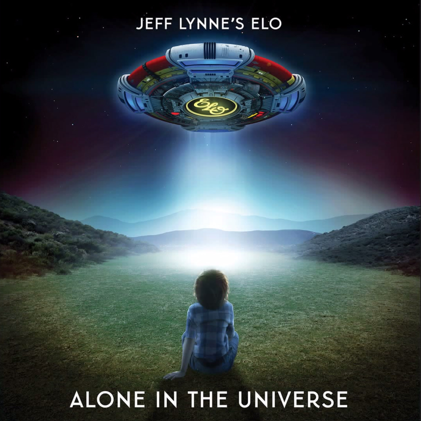 Alone In The Universe  Jeff Lynne's ELO  Kevin: Buy It Carrie: Pass Eduardo: Stream   Official Site | Facebook | Twitter