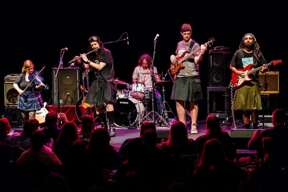 Tempest at the Sellersville Theater in Sellersville, PA - 4/16/16 (photo by Matt Condon / @arcane93)