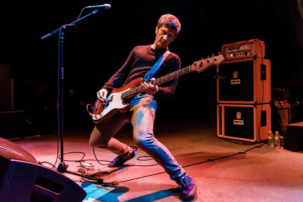 Bob Mould at the 9:30 Club in Washington, DC - 4/27/16 (photo by Matt Condon / @arcane93)
