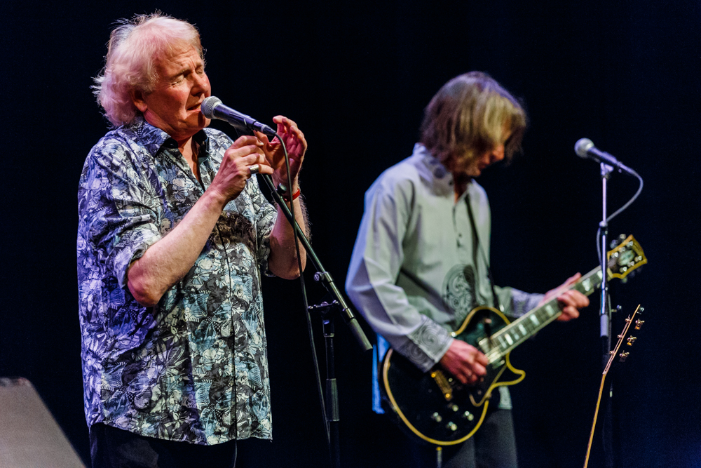 Strawbs performing at the Sellersville Theater in Sellersville, PA - 5/7/16 (photo by Matt Condon / @arcane93)