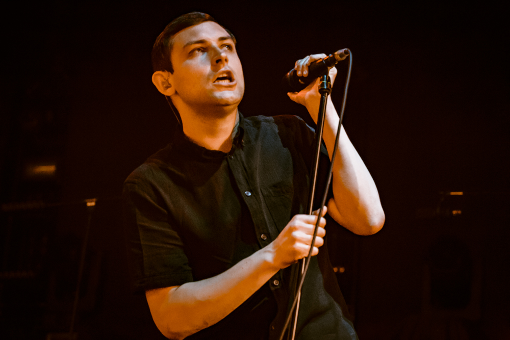 The Twilight Sad performing at Merriweather Post Pavilion in Columbia, MD - 6/22/2016 (photo by Matt Condon / @arcane93)