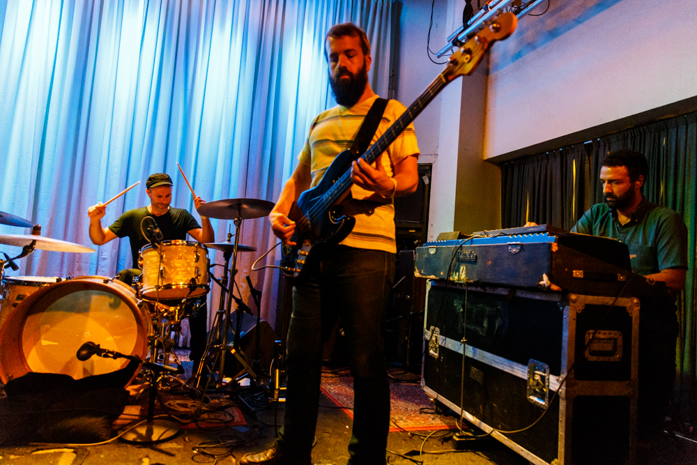 Arbouretum performing at the Metro Gallery in Baltimore, MD - 7/8/2016 (photo by Matt Condon / @arcane93)
