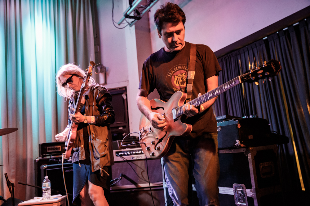Plow performing at the Metro Gallery in Baltimore, MD - 7/8/2016 (photo by Matt Condon / @arcane93)