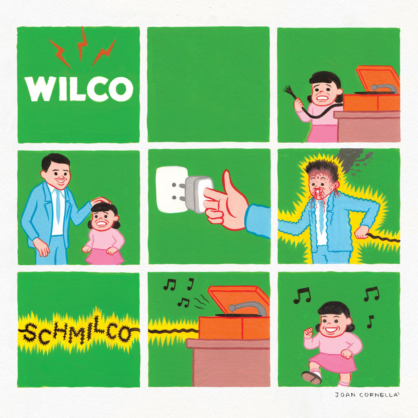 Schmilco  Wilco  Kevin: Buy It Carrie: Buy It Patrick: Buy It  LINKS  Official Site   Facebook   Twitter   Instagram   LISTEN ON  Spotify   Apple Music