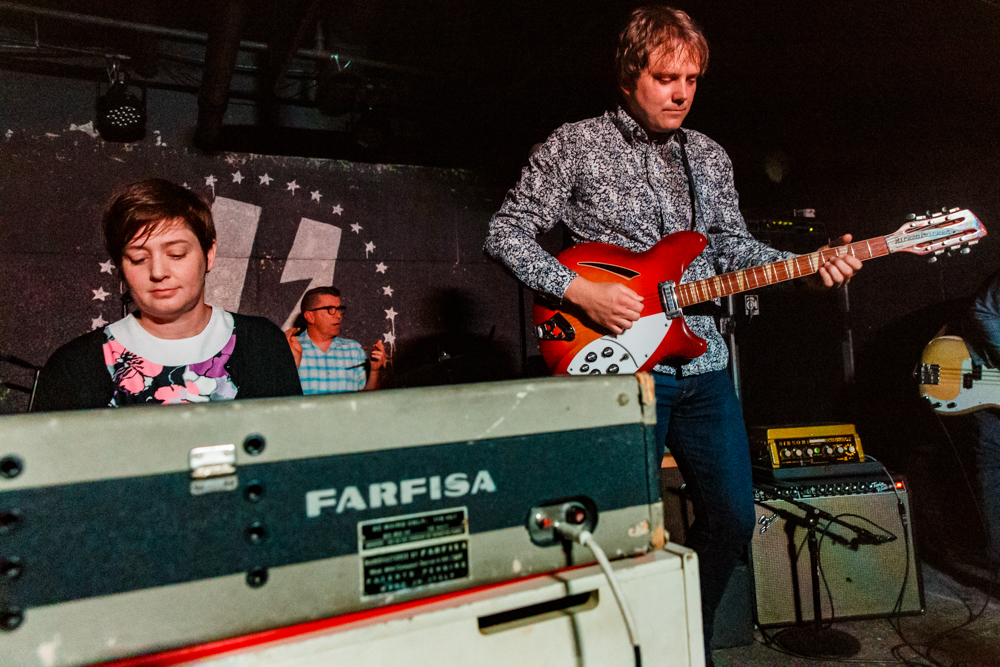 The Beginner's Mynd performing at U St Music Hall in Washington, DC - 10/2/2016 (photo by Matt Condon / @arcane93)