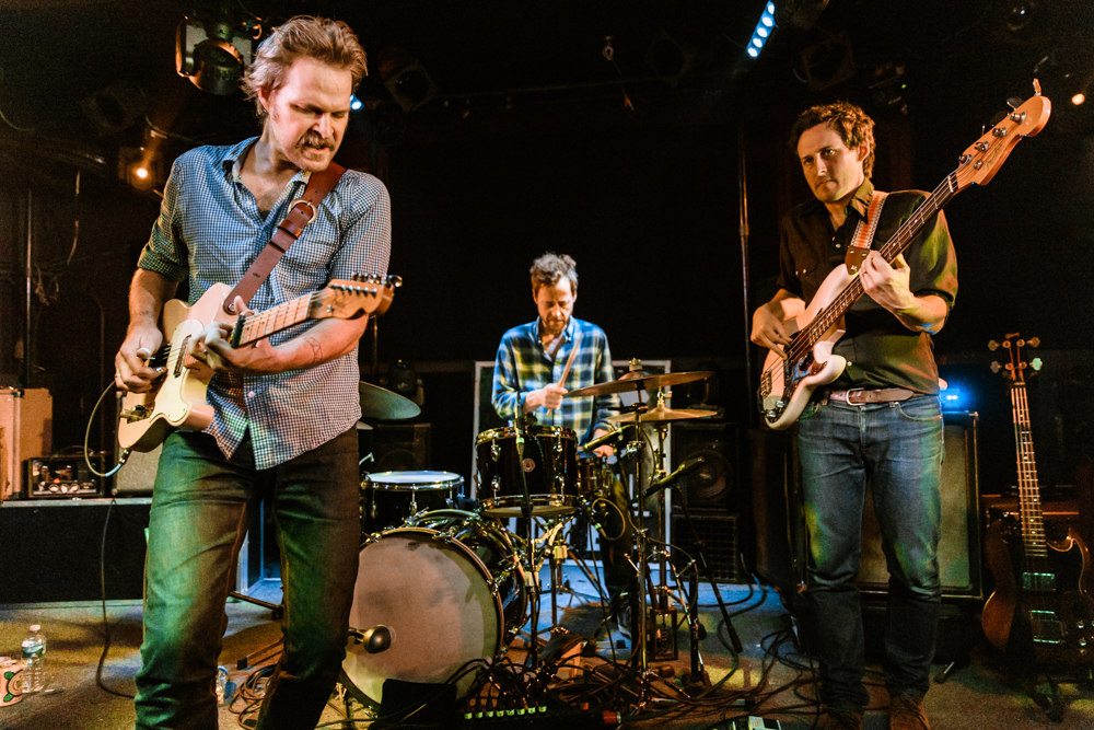 Hiss Golden Messenger at the Rock and Roll Hotel in Washington, DC - 11/17/2016 (photo by Matt Condon / @arcane93)