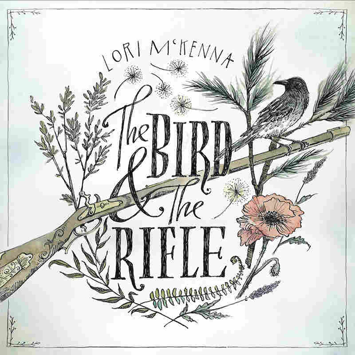 "The Bird And The Rifle   Lori McKenna  Spotify  |  Apple Music   With this collection of songs that play like short stories, Lori McKenna reminds us that there are still original ways to capture that moment right before it all falls apart. For some variety, Ms. McKenna also captures the moment where you realize that it all actually fell apart a number of years ago. Before things get too dour, though, she reminds you that the song, ""Humble and Kind"" is just temporarily on loan to Tim McGraw. - Eduardo"