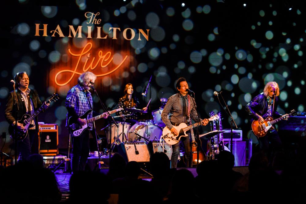 Alejandro Escovedo performing at The Hamilton in Washington, DC, 1/5/2017 (photo by Matt Condon / @arcane93)
