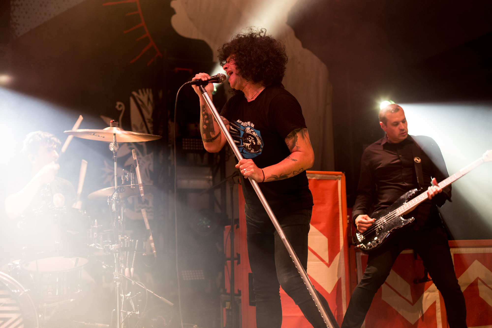 At the Drive-In @ 9:30 Club (Photo by Mauricio Castro /  @themauricio )