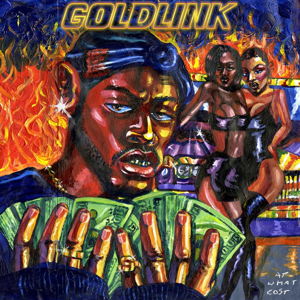 "Goldlink  Track: ""Summatime"" Album:  At What Cost    Links   Official Site   Twitter   Facebook    Listen On  Spotify   Apple Music"