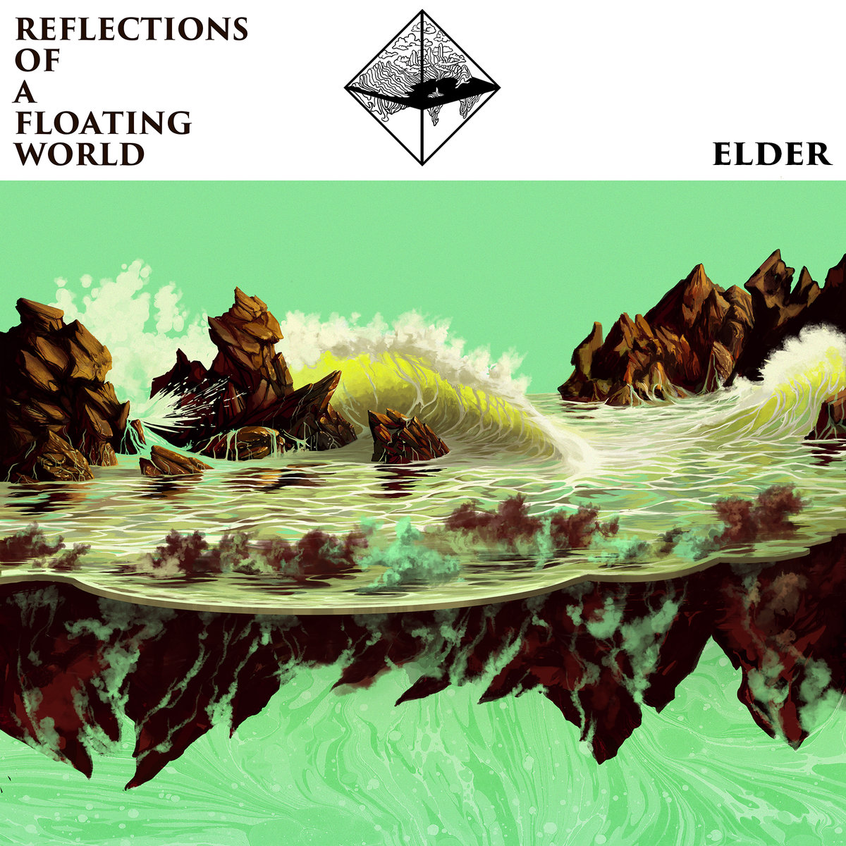 Reflections Of A Floating World    Elder    Kevin: Buy It Paul: Buy It Eduardo: Buy It Marcus: Buy It    LINKS   Bandcamp   Facebook   Twitter    LISTEN ON   Spotify   Apple Music