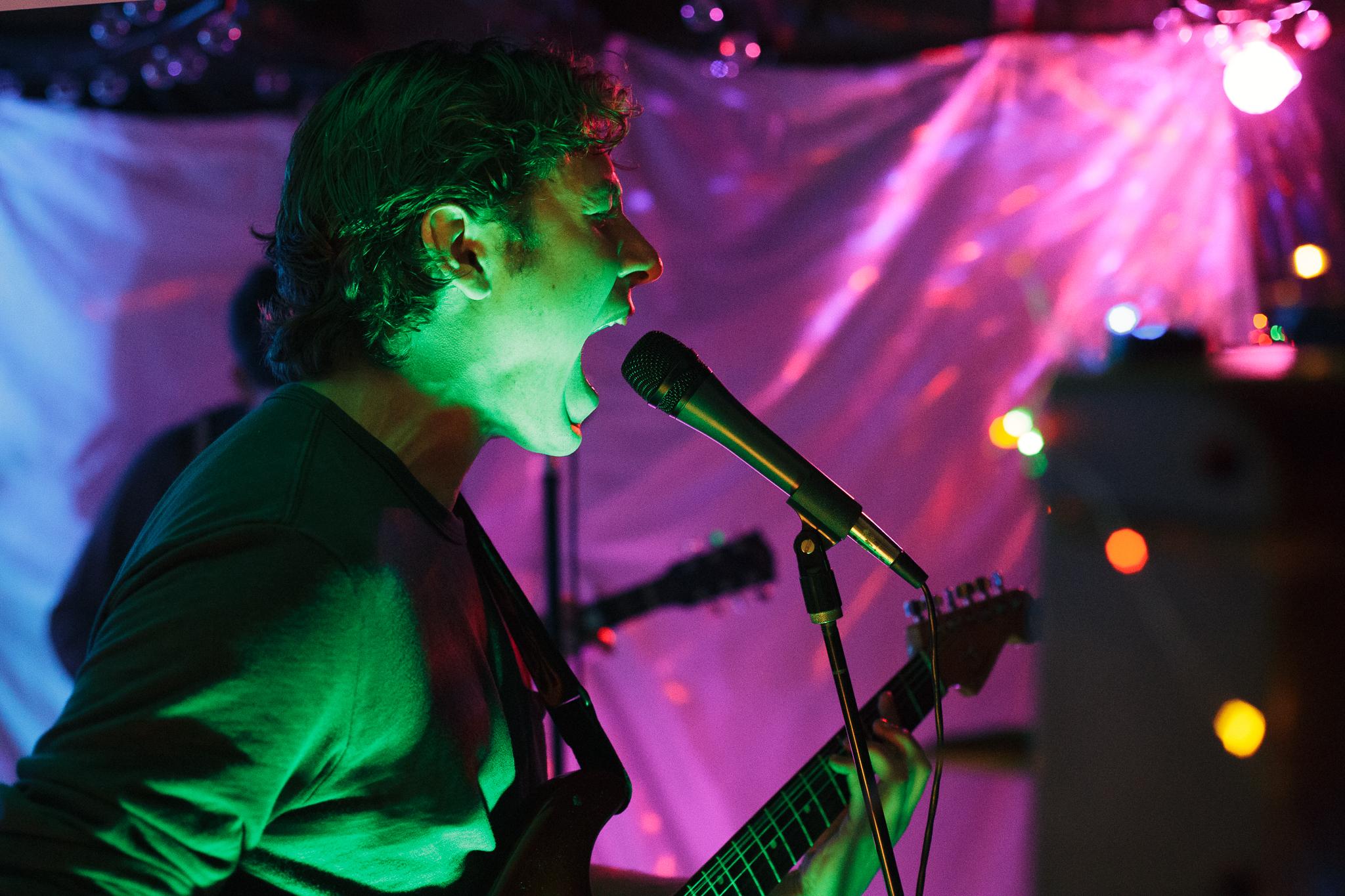 Martha Lights @ OTHERFEELS (Photo by Mauricio Castro /  @themauricio )