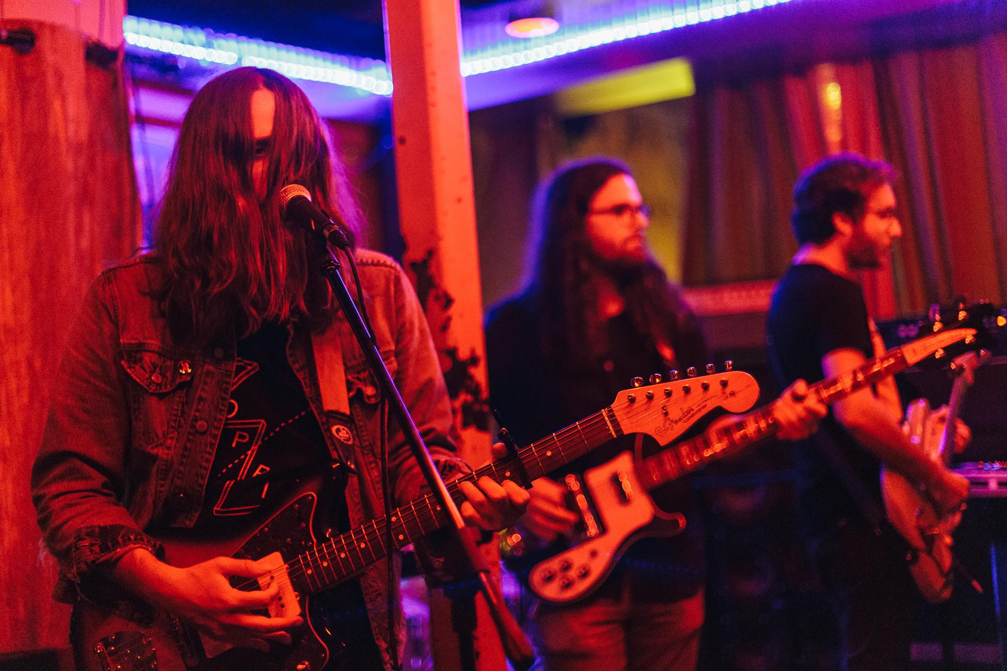 Roadkill Ghost Choir @ Songbyrd (Photo by Mauricio Castro /  @themauricio )