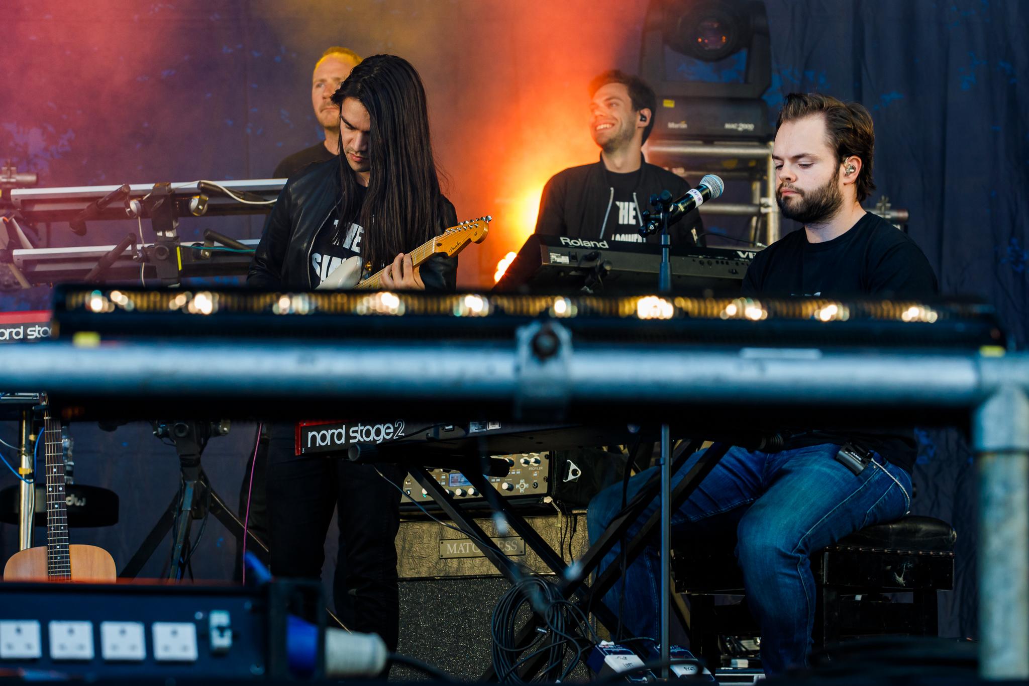 The Trevor Horn Band at Fairport's Cropredy Convention (photo by Matt Condon / @arcane93)