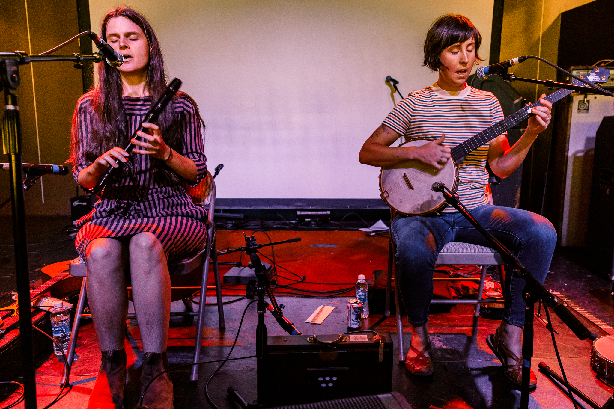 House and Land performing at Hopscotch Music Festival 2017 in Raleigh, NC - 9/8/2017 (photo by Matt Condon / @arcane93)