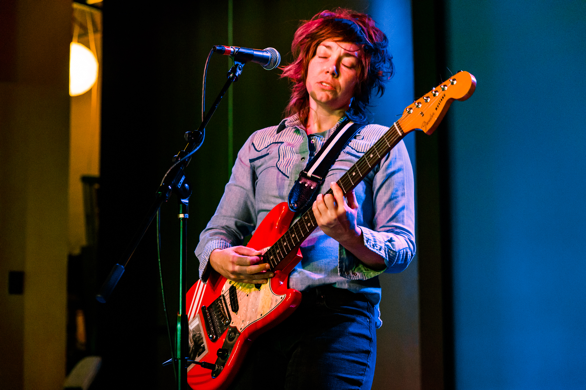 H.C. McEntire performing at Hopscotch Music Festival 2017 in Raleigh, NC - 9/9/2017 (photo by Matt Condon / @arcane93)