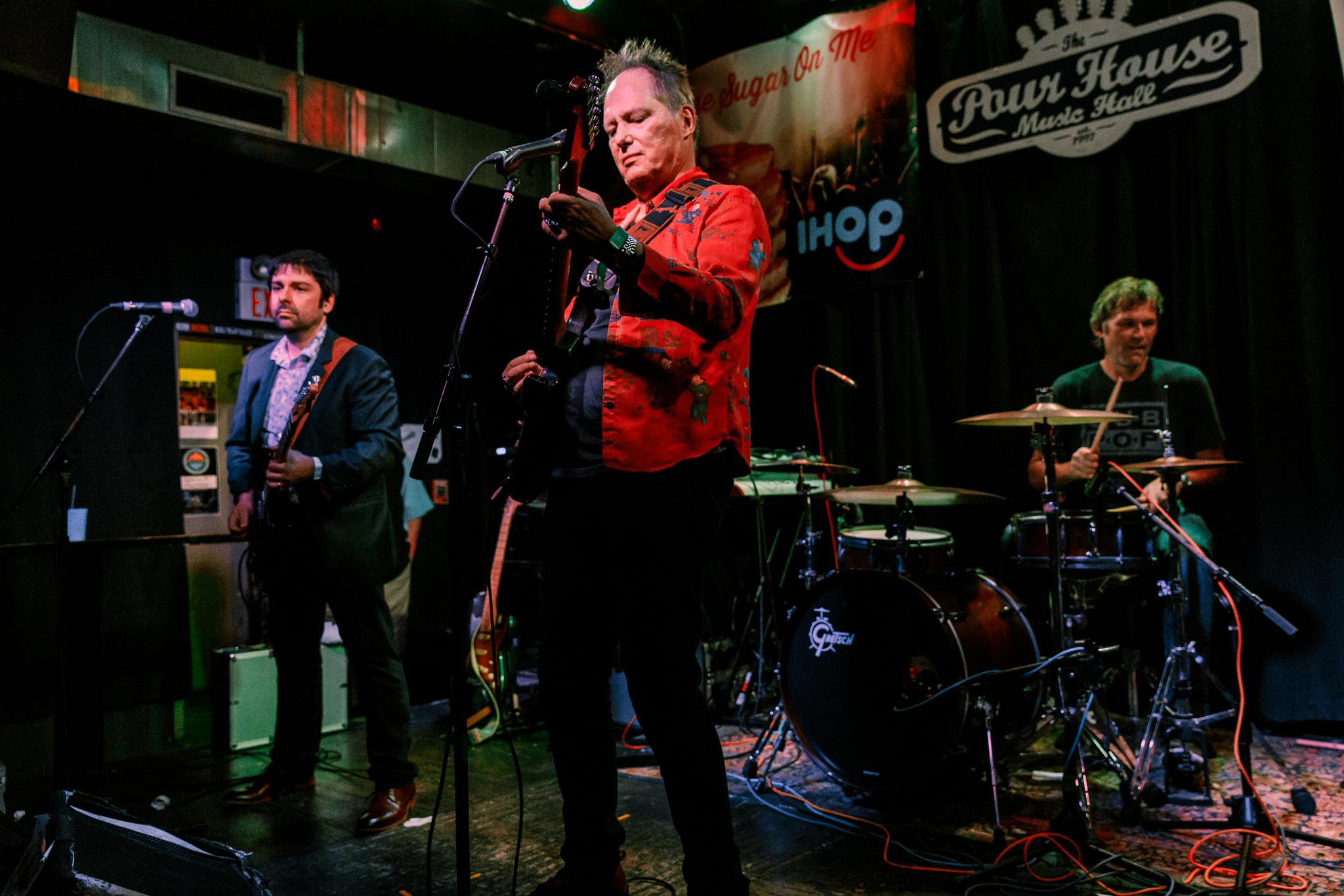 Richard Lloyd performing at Hopscotch Music Festival 2017 in Raleigh, NC - 9/9/2017 (photo by Matt Condon / @arcane93)