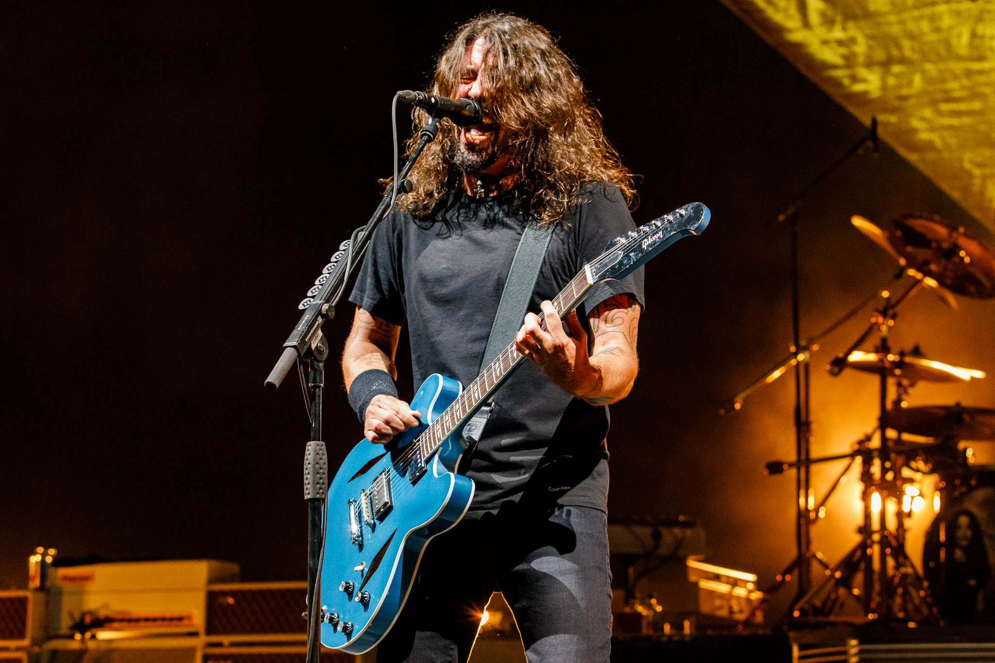 Foo Fighters performing at The Anthem in Washington, DC - 10/12/2017 (photo by Matt Condon / @ arcane93)