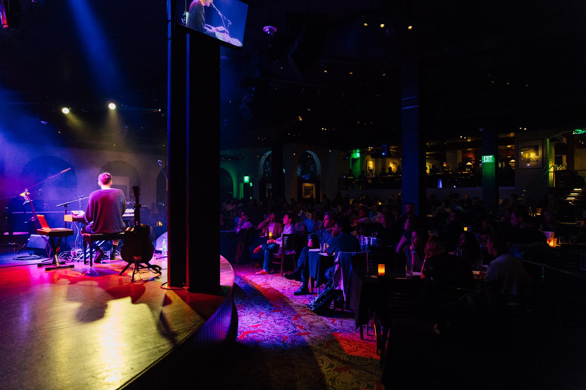 Shey Baba at The Hamilton (Photo by Mauricio Castro /  @themauricio )