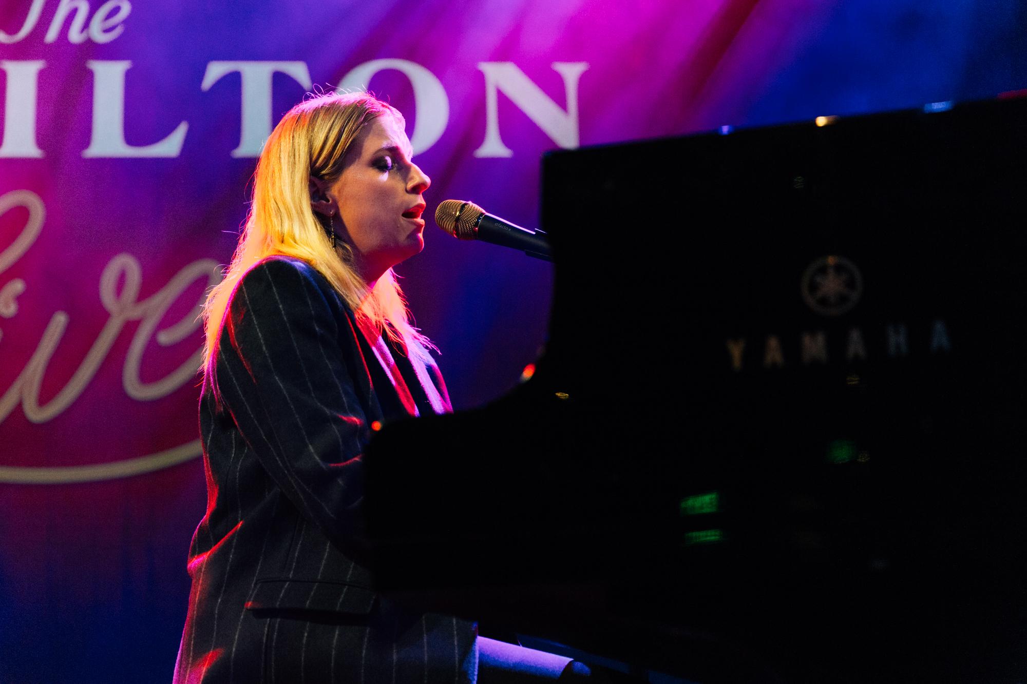 Susanne Sundfør at The Hamilton (Photo by Mauricio Castro /  @themauricio )