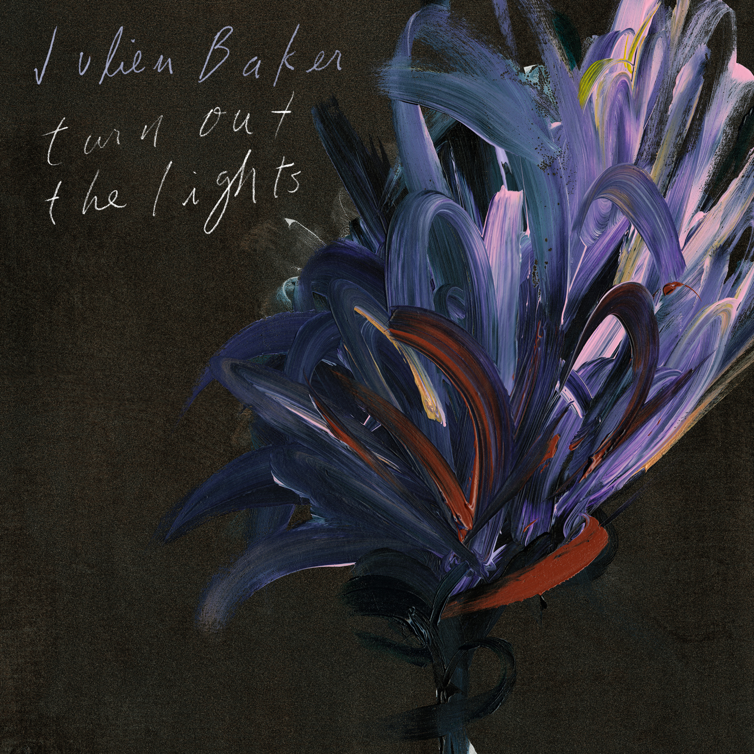 """Turn Out The Lights  Julien Baker   Hot Takes:   """"Powerfully mournful. Drowning in defiant heartache. Julien Baker's  Turn Out The Lights  is a journey into a dark night of the soul that's worth maybe not making it back from."""" - Kevin  """"Morose, yet brilliant, the most intriguing notion about Julien Baker's latest album (and career) is to contemplate when content will outweigh context and we truly get to see the full scope of her musical ability.- Marcus K. Dowling   LINKS   Official Site   Facebook   Twitter   Instagram    LISTEN ON   Spotify   Apple Music"""
