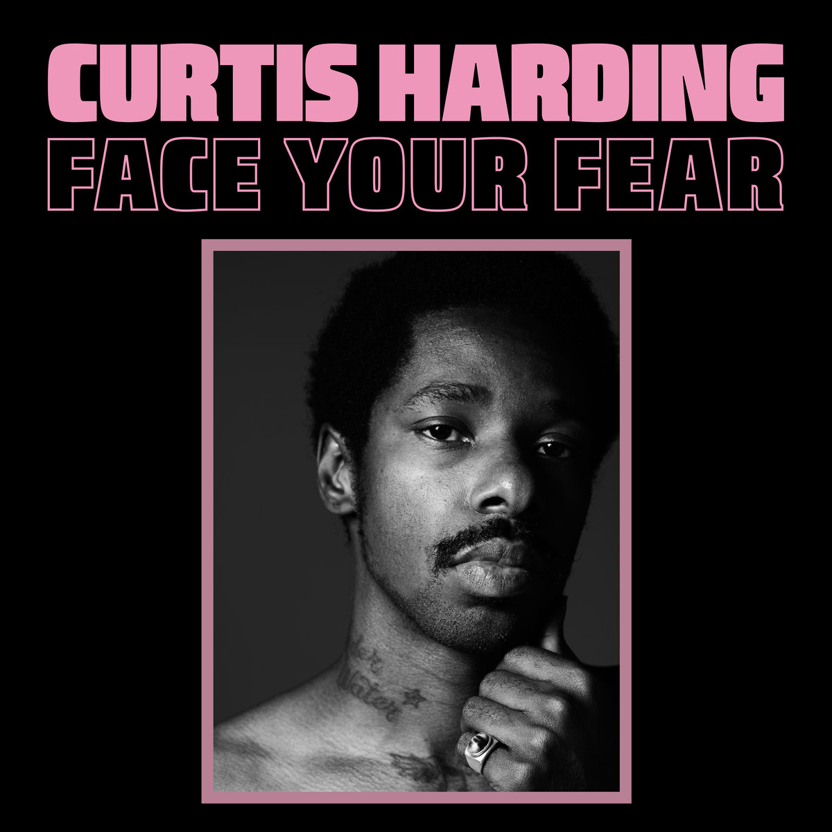 "Face Your Fear  Curtis Harding   Hot Takes:   ""There's nothing 'neo' about it: It's clear that Harding is mining a deep tradition of soul music in a way that very few modern artists can, even when Danger Mouse's production overshadows the true beauty of these songs"" -  Kevin      ""Sometimes an artist's growth is imperceptible to even the most attuned ear. However, on Curtis Harding's latest, his artistic evolution is palpable, and the star of the show. Intriguingly enough, people would tell you that his mega producer sonic guide here Danger Mouse should be the big highlight here. However, the former half of Gnarls Barkley actually hinders what is very likely to be Harding's certain progression to a uniquely defined superstar status."" -  Marcus K. Dowling    LINKS   Official Site   Facebook   Twitter   Instagram    LISTEN ON   Spotify   Apple Music"