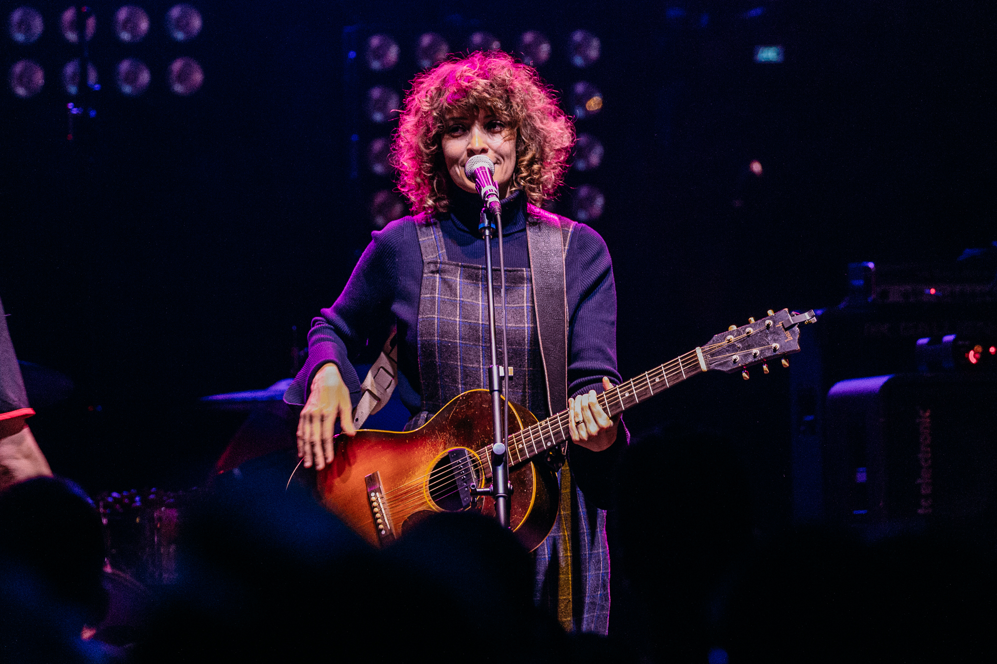 Gaby Moreno at 9:30 Club (Photo by Mauricio Castro /  @themauricio )