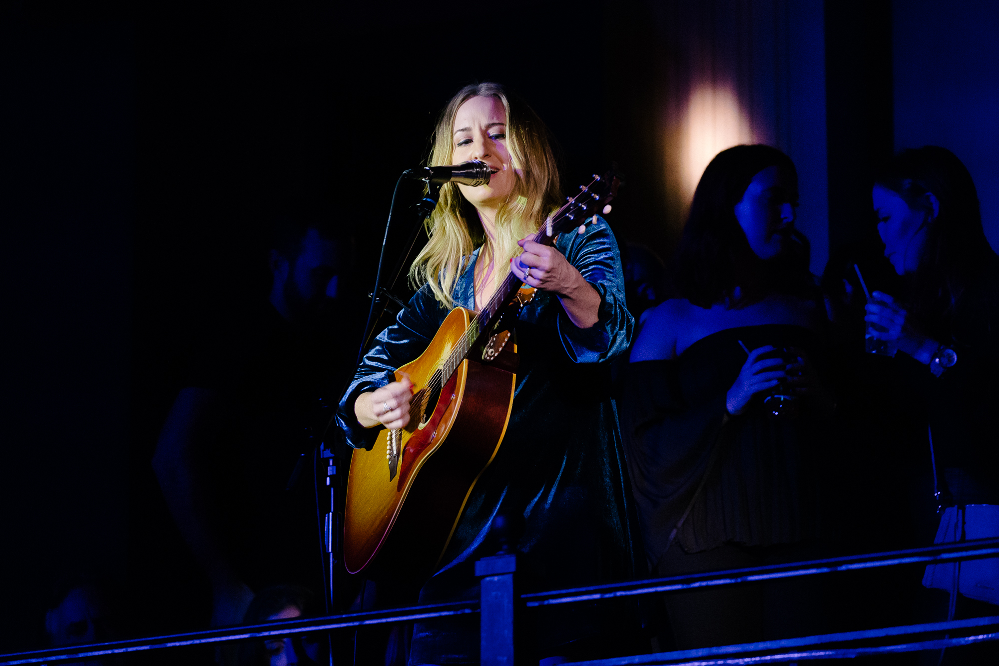 Margo Price at 9:30 Club (Photo by Mauricio Castro /  @themauricio )