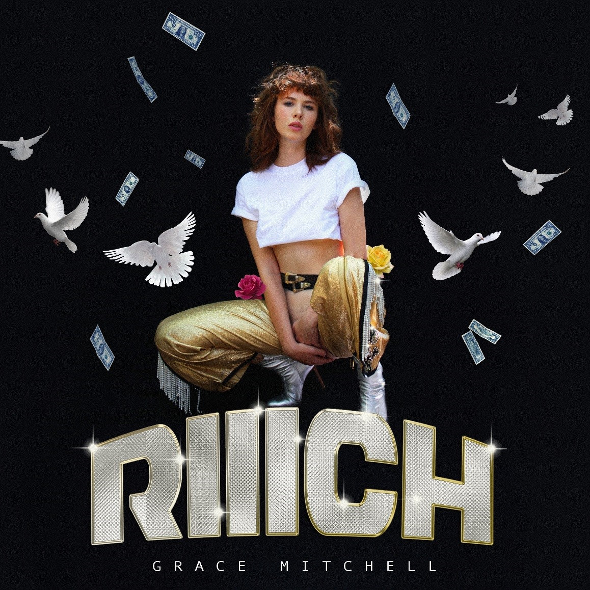 "Grace Mitchell  Track: ""Riiich""   LINKS:   Official Site   Facebook   Twitter   Instagram"