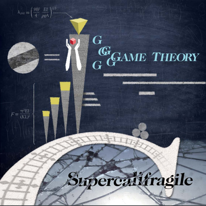 Supercalifragile  - Game Theory   A bittersweet, posthumous collaboration of the late Scott Miller with some of the bandmates he worked with throughout his life, plus a constellation of admirers and simpatico songwriters including luminaries like Aimee Mann, Will Sheff of Okkervil River, the Posies, Ted Leo, and many more.