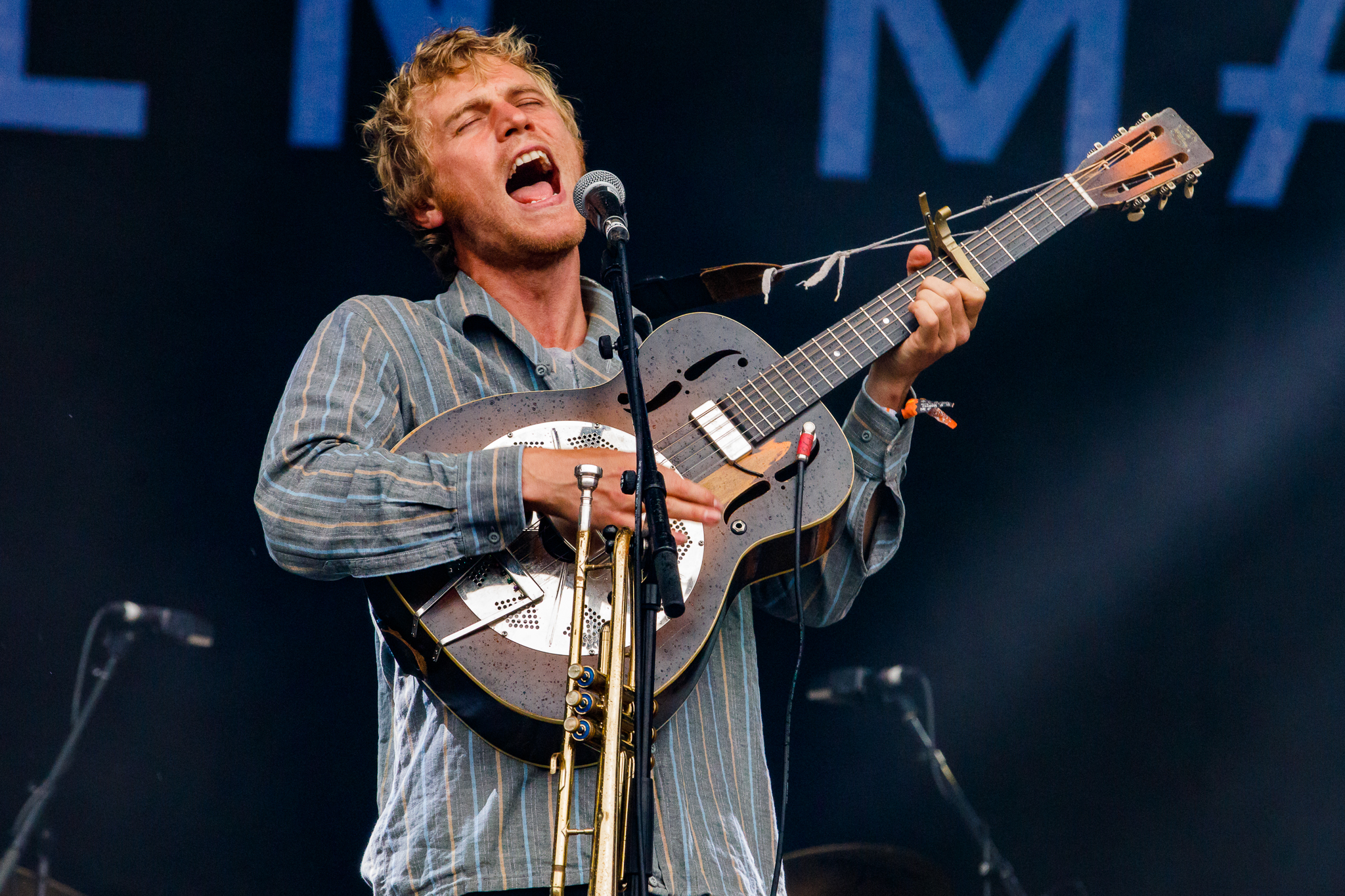 Johnny Flynn @ Green Man Festival (Brecon Beacons, Wales)