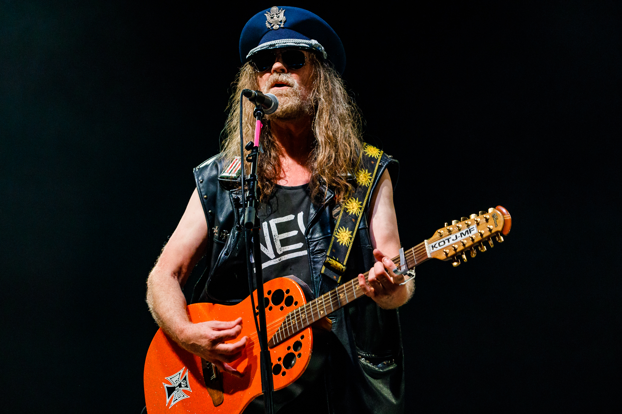 Julian Cope @ Green Man Festival (Brecon Beacons, Wales)