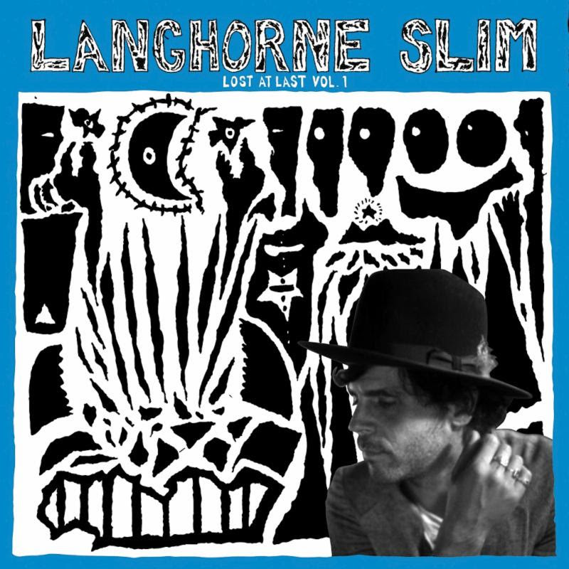 """Lost At Last, Volume 1 -Langhorne Slim  If this LP were just the single """"Never Break"""" then that might be enough. That it's a song-cycle full of hope against hopelessness, about finding yourself by clinging tightly to the things that you love make it the perfect statement about self-care in 2017. There may be no new ground broken here, but it's the most concise statement of Langhorne Slim's career to date"""