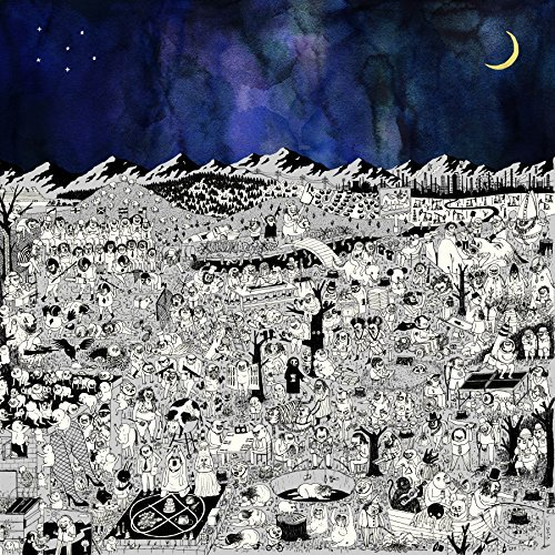 """Pure Comedy - Father John Misty  The odds that one of the most """"hated"""" men in music today would turn out one of the year's most direct and deeply felt statements on the world in 2017 were slim-to-none, yet here we are. Josh Tillman didn't just embrace his alter ego, he fully inhabited it and in that act of possession showed us that even the most cynical of hearts can have the best of intentions when it counts the most."""