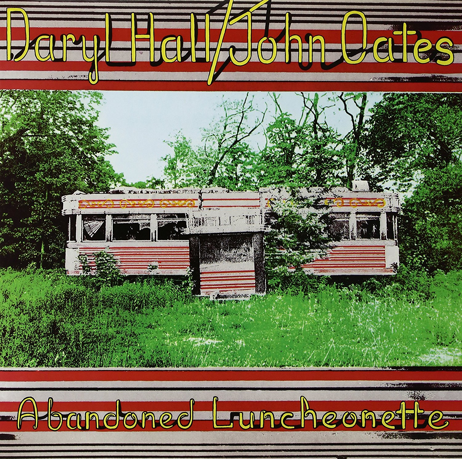 Abandoned Luncheonette  Daryl Hall & John Oates   LINK   Official Site   Facebook   Twitter   Instagram    LISTEN ON   Spotify   Apple Music