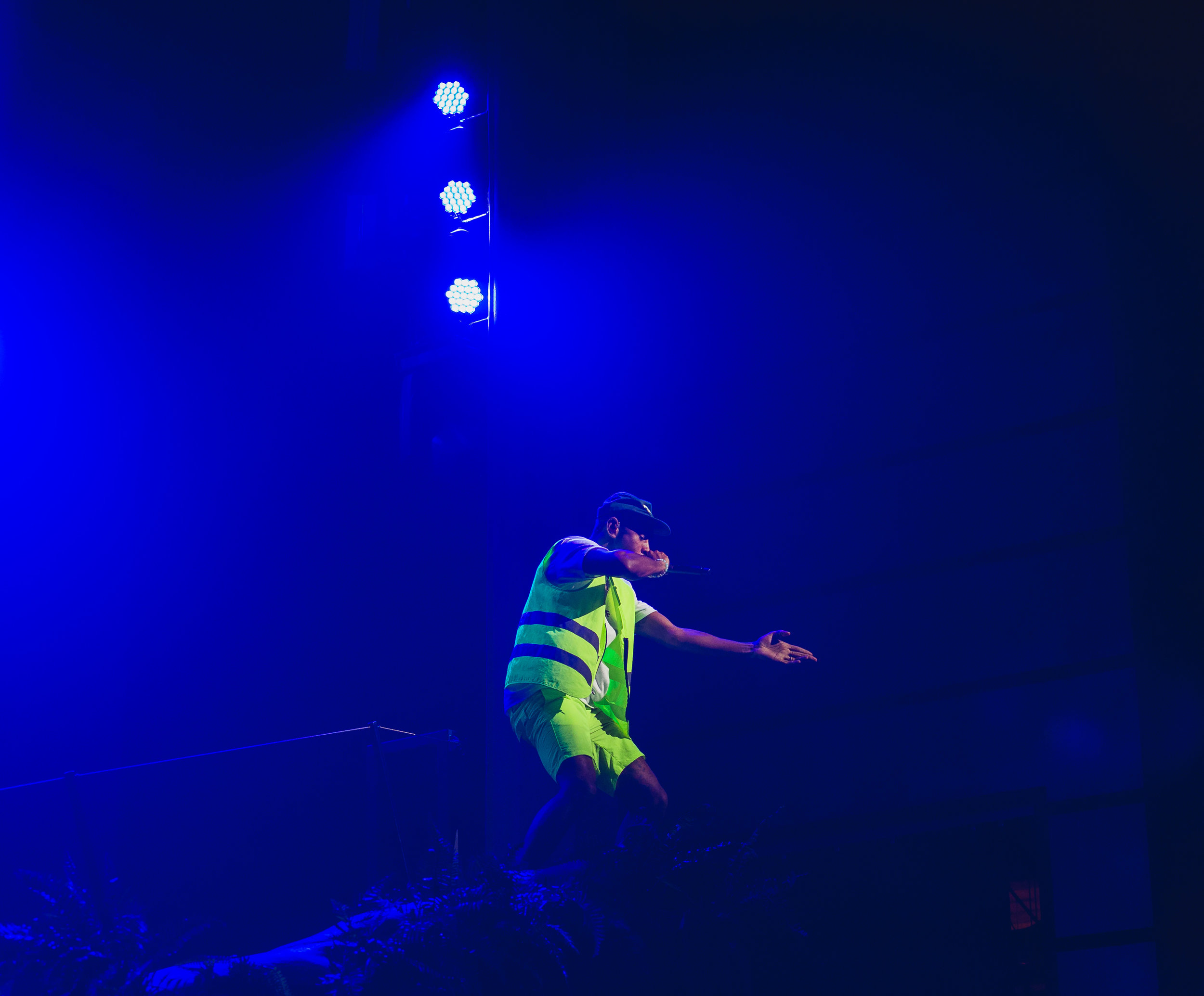 Tyler, the Creator @ The Anthem (Photo by Avery Junius / @1takeace)
