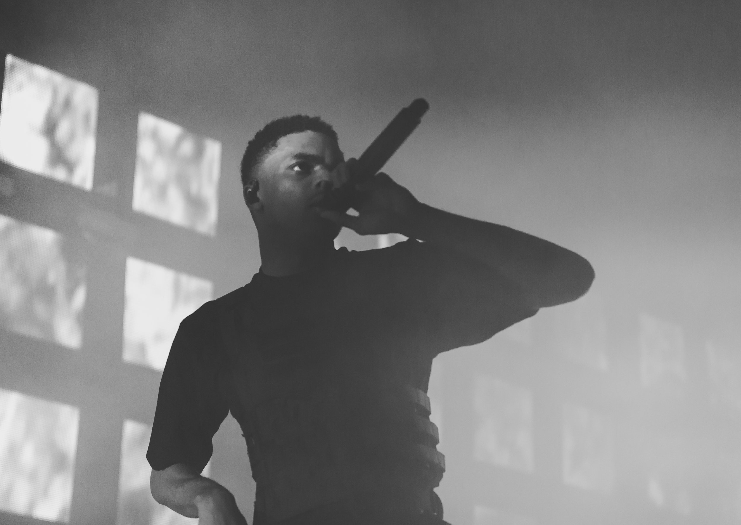 Vince Staples @ The Anthem (Photo by Avery Junius /  @1takeace )