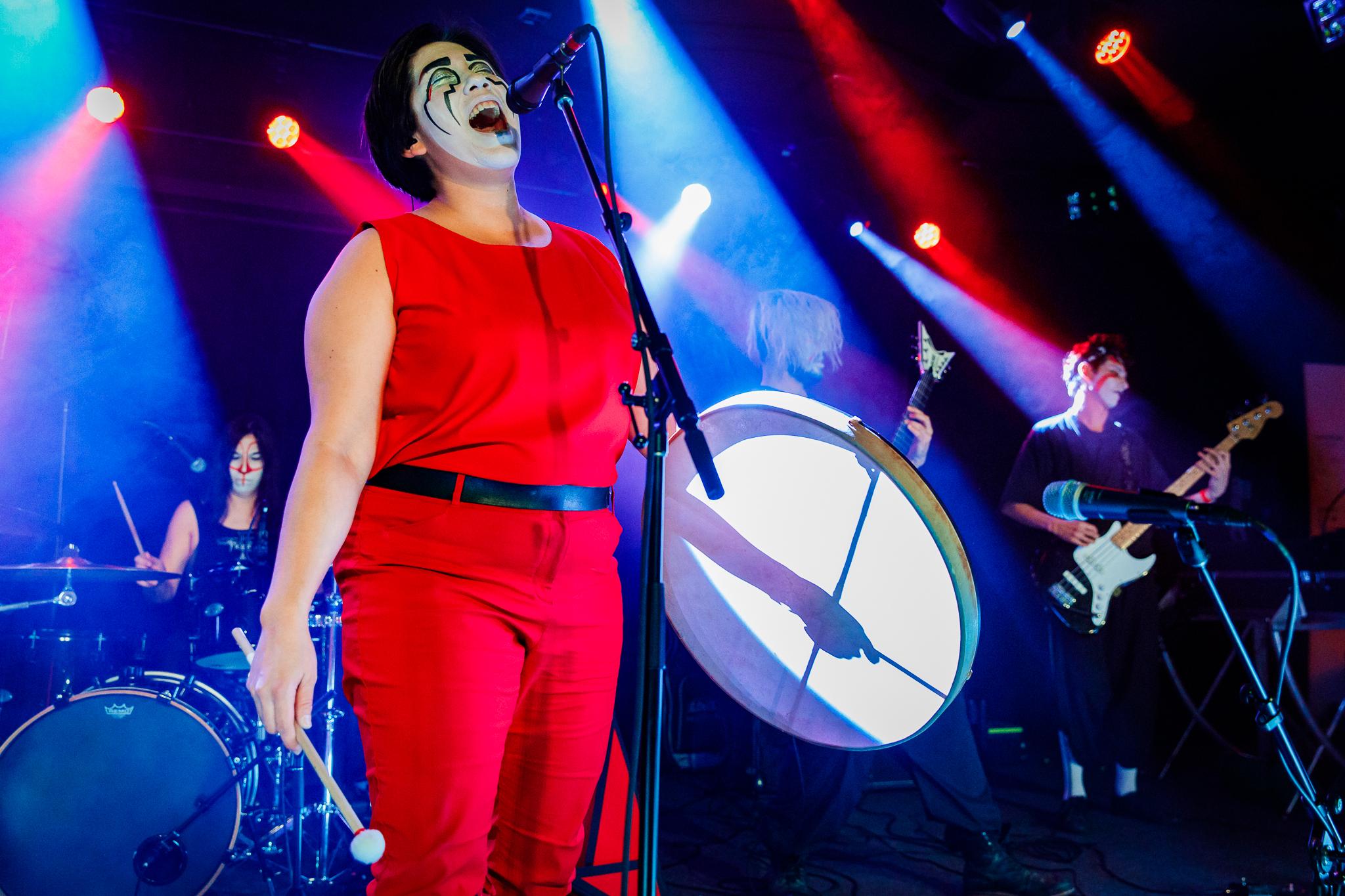 Yamantaka // Sonic Titan performing at Union Stage in Washington, DC - 3/20/2018 (photo by Matt Condon / @arcane93)